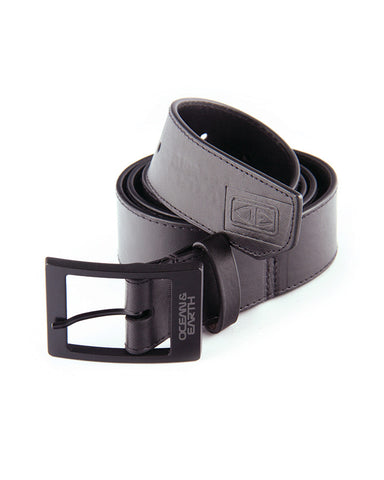 O&E Mens Vadar Mock Leather Belt