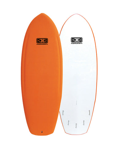O&E Fester Epoxy-Soft Fish 5'2