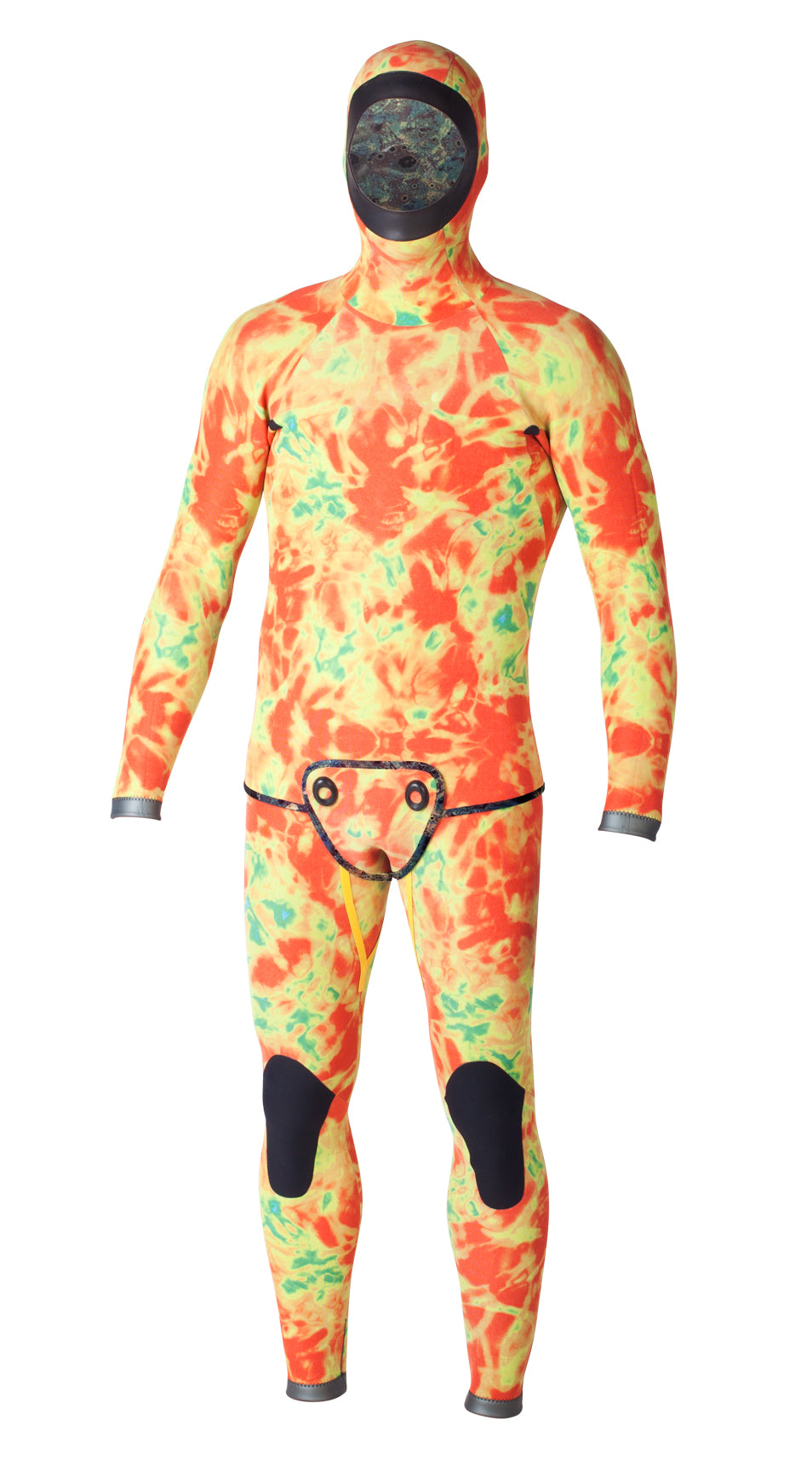 Xcel Thermoflex TDC 7MM Free Diver 2-piece Dive Suit