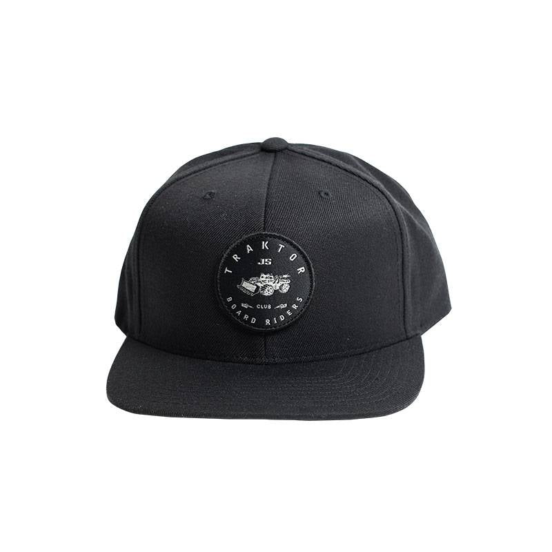 JS Indurstries Black Sticker Cap