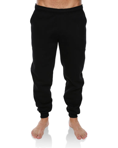 O&E Mens Chance Track Pant - Black