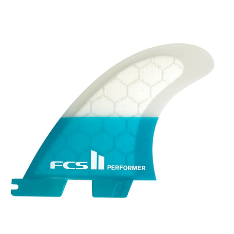 FCSII PERFORMER PC QUAD FIN SET
