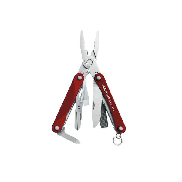 Leatherman Squirt PS4 - Red