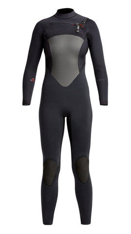Xcel Comp 3/2mm Fullsuit - Black