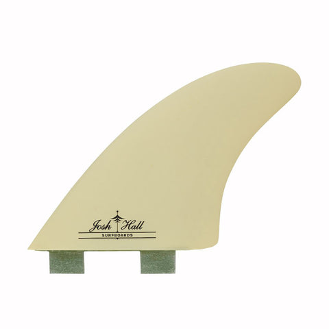 Captain Fin Josh Hall Keel Twin - Twin Tab
