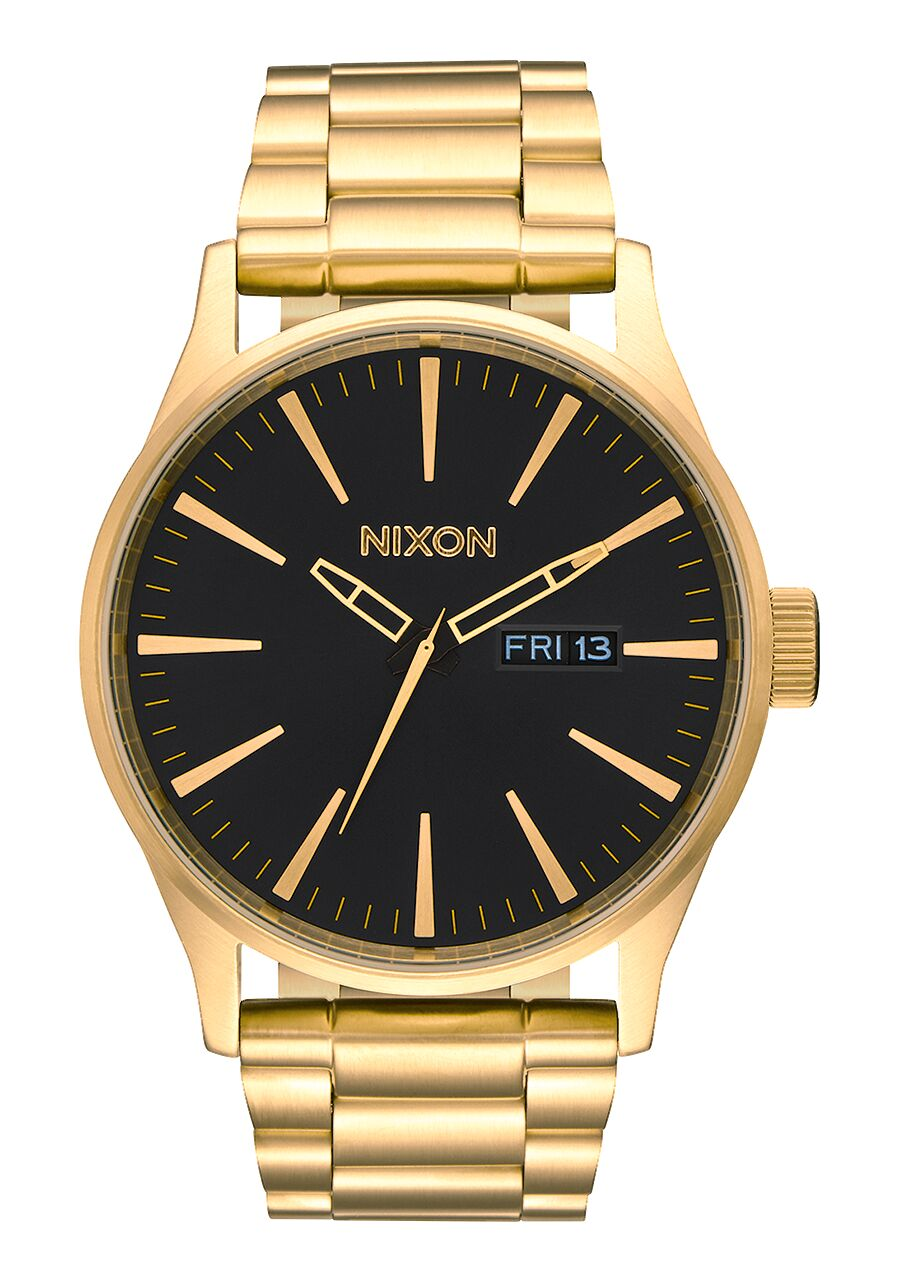 Nixon Sentry SS - All Gold/Black