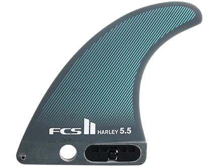 FCSII Carver Neo Glass Quad Fin Rear Set