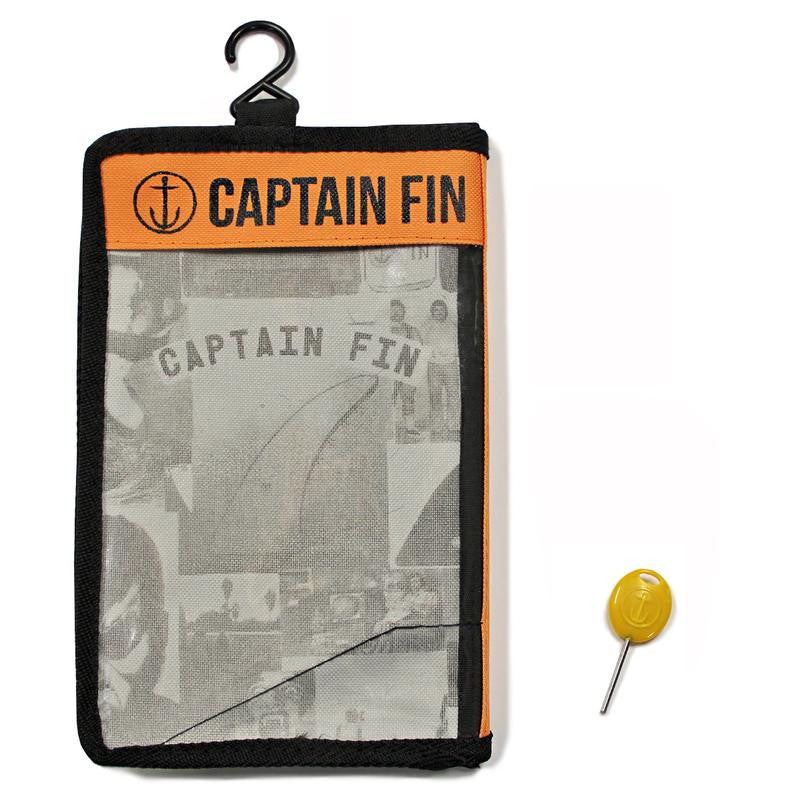 Captain Fin Jeff McCullum Quad Especial Single Tab Fin