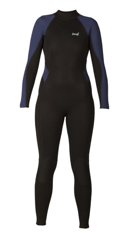 Xcel Youth 3/2 Comp X Fullsuit - Cascade Blue