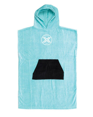 Exit Surf Youth Hooded Poncho