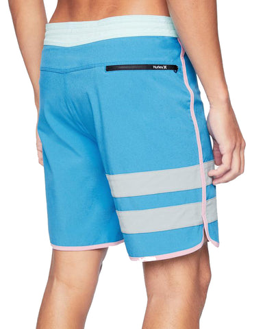 Hurley Phantom BP Session 18inch Boardshort - Laser Blue