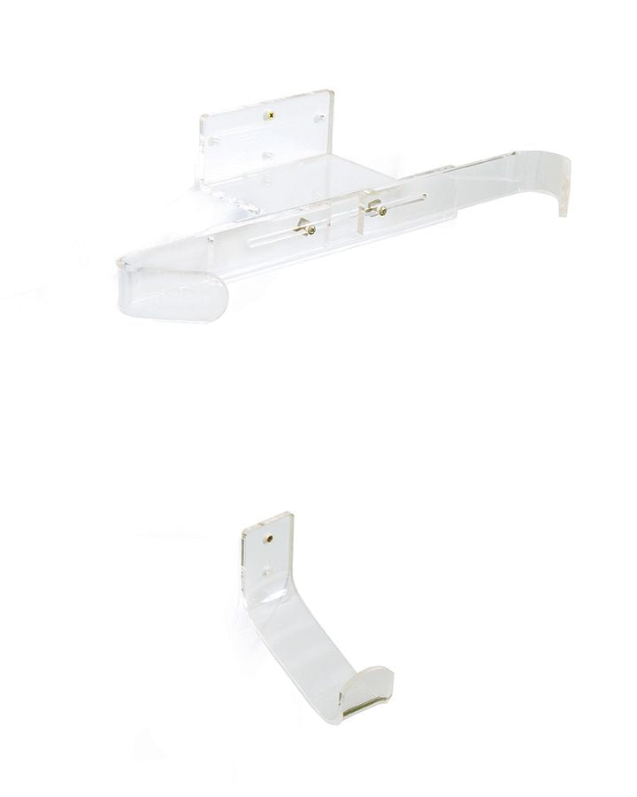 O&E Invisible Surfboard Rack - Vertical