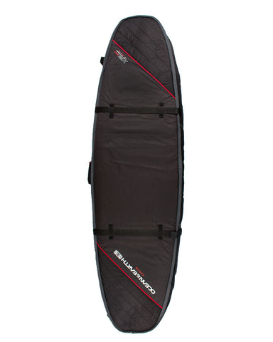 O&E Double Coffin Shortboard Cover