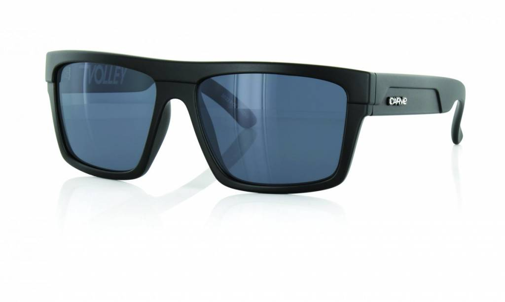 bbea102f3f5 Carve Volley Matte Black Polarized – Exit Surf