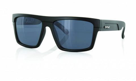 Carve Volley Matte Black Polarized