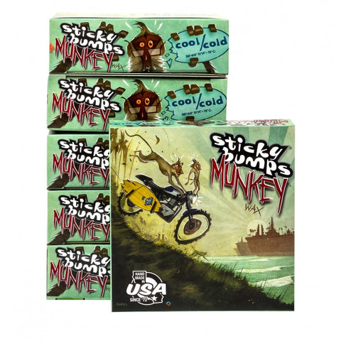 Sticky Bumps Munkey Wax - Cool/Cold