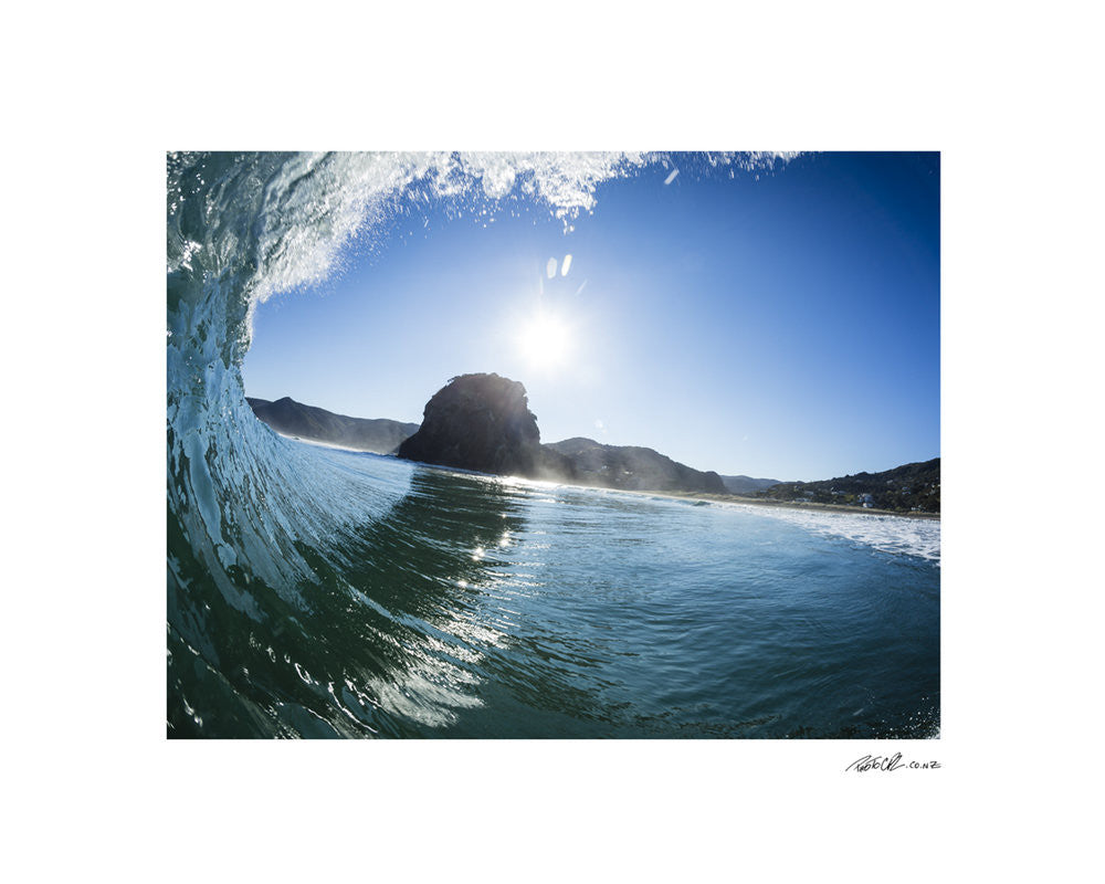 NZ Wave Prints - 10pk