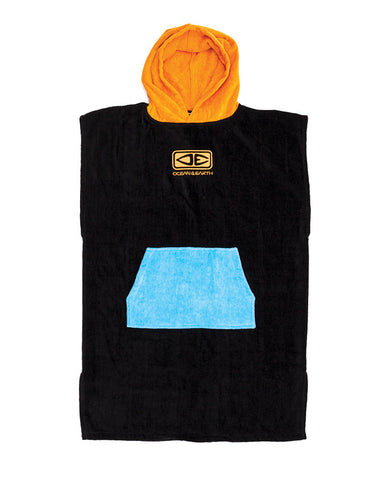 O&E Kids Hooded Poncho