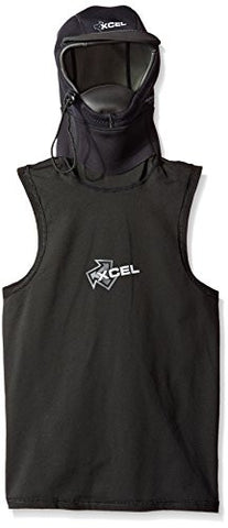 Xcel Polypro Hooded Vest (old Style)