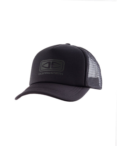 O&E BlackJack Mens Trucker Cap