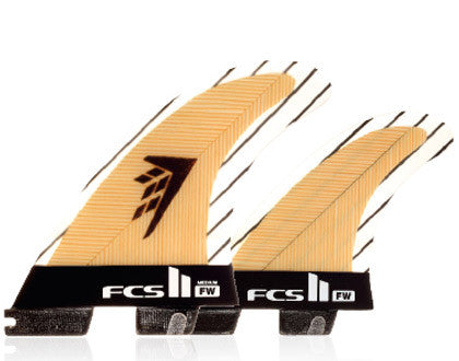 FCSII Mark Richards PC Tri Fin Set