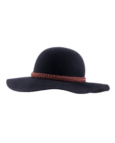 O&E Ladies Festival Felt Hat