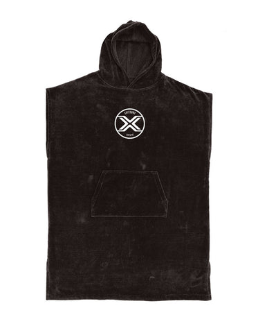 Exit Surf Mens Hooded Poncho