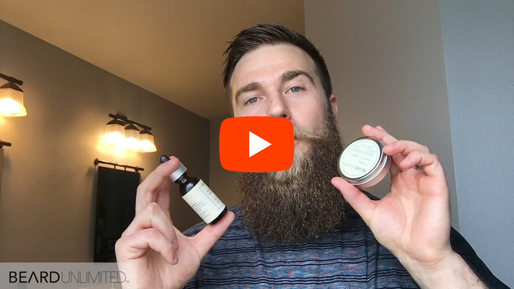 What's the difference? Beard Oil vs. Beard Balm
