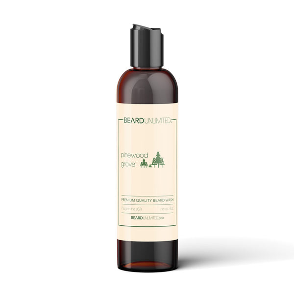 Pinewood Grove Beard Wash