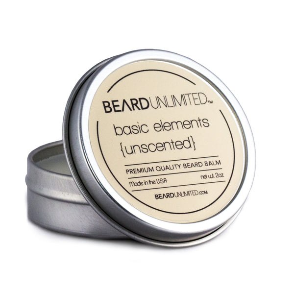 Beard Unlimited - Basic Elements Unscented Beard Balm
