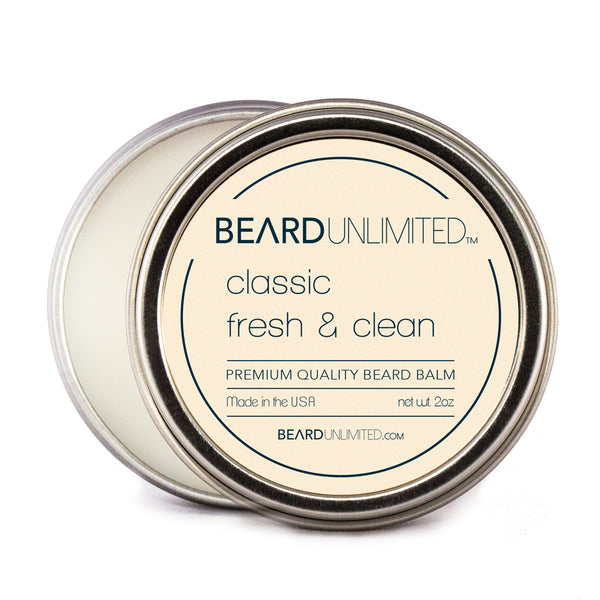 Beard Unlimited - Classic Fresh and Clean Beard Balm