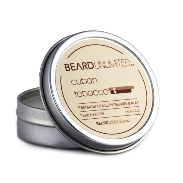 Beard Unlimited - Cuban Tobacco Beard Balm
