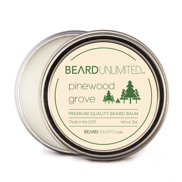 Beard Unlimited - Pinewood Grove Beard Balm