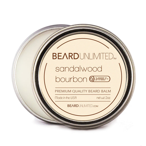 Beard Unlimited - Sandalwood Bourbon Beard Balm