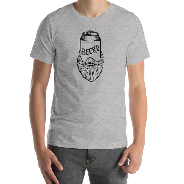 Beer'd Tee - Beard T-Shirt