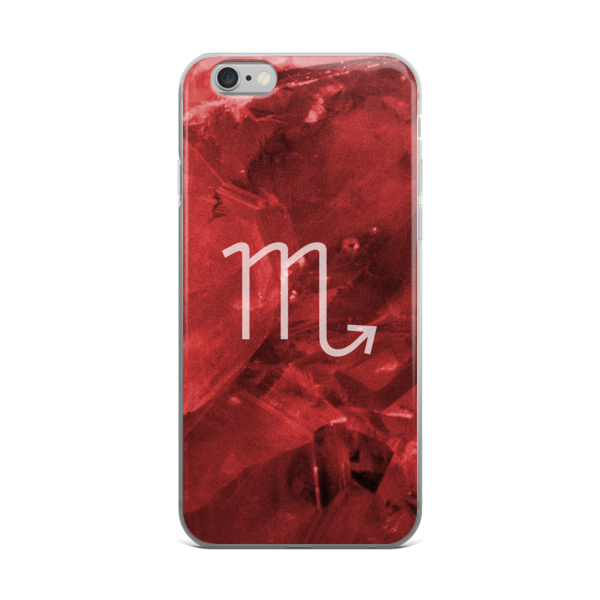 iPhone case - Scorpio Color
