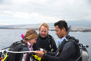 Checklists and Acronyms - A diver's guide to success.