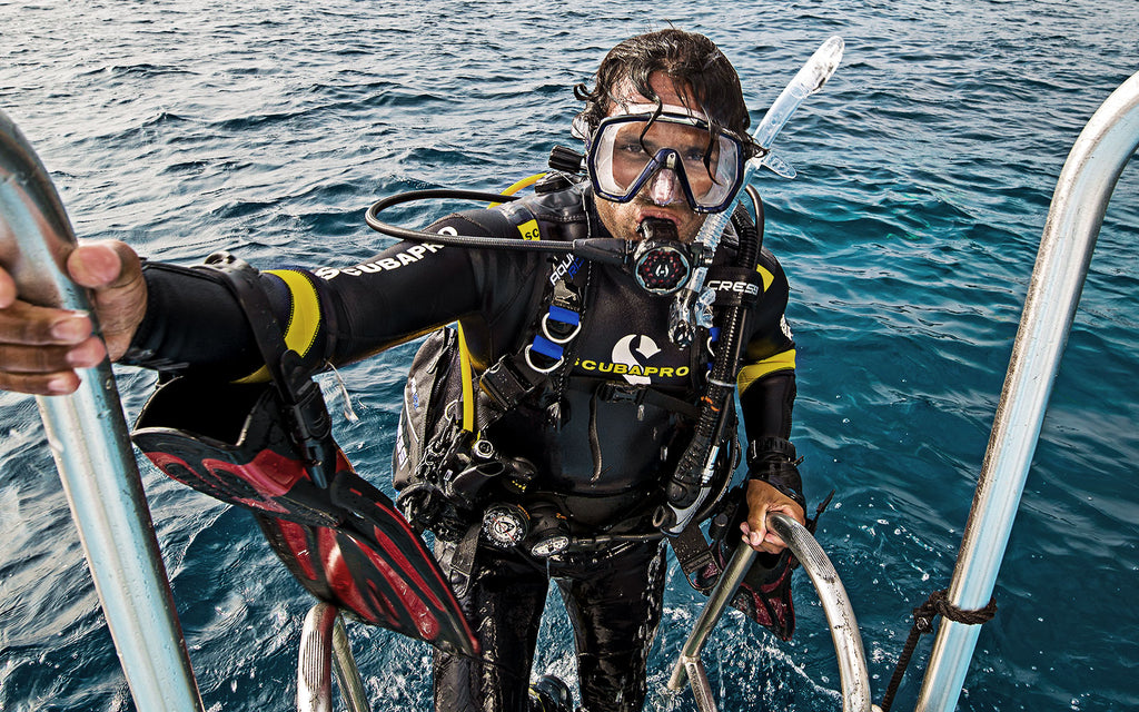 Benefits of becoming a scuba diver