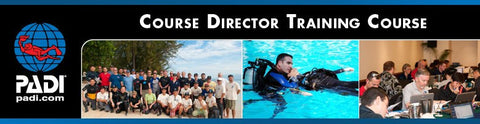 PADI CDTC programs with PADI in Rancho Santa Margarita, CA.