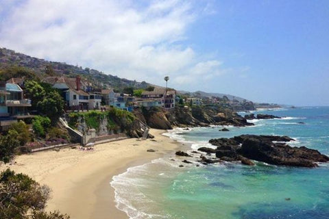 Wood's Cove, Laguna Beach, CA