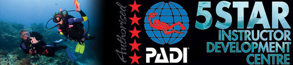PADI 5-star IDC in Orange County, CA