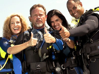 Open Water Diver programs