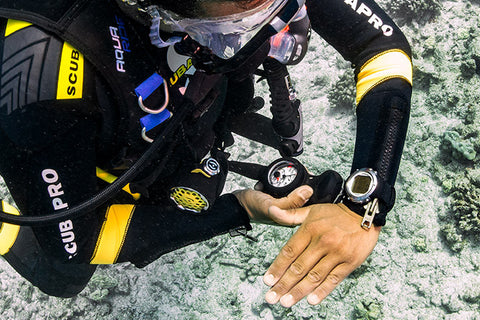 PADI Underwater Navigation Program