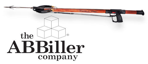 AB Biller speargun banner