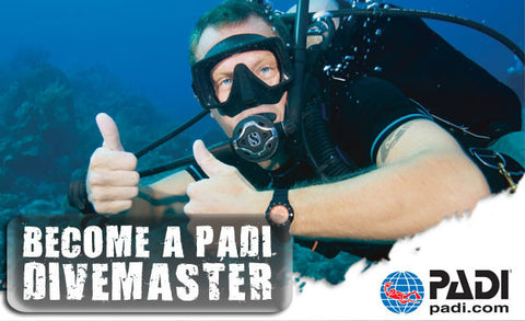 Dive Master programs in Orange County