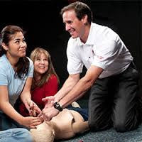 CPR instructor in Orange County