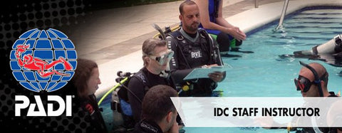 IDC staff instructor training in Cypress, CA.