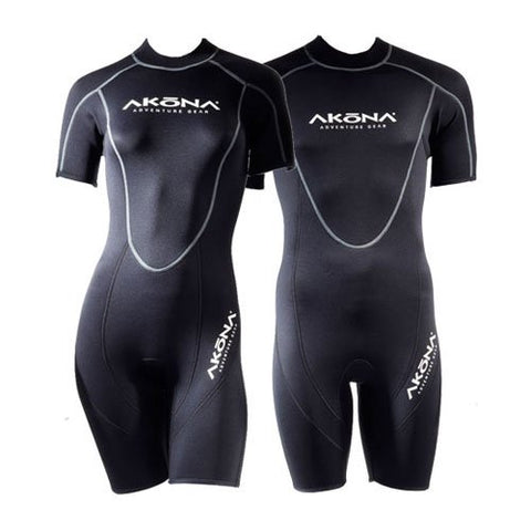 AKONA Men's Shorty Wetsuit