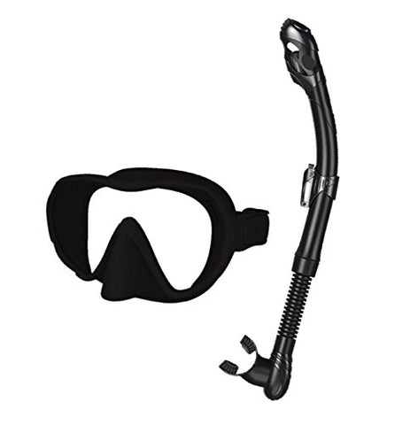 Seac X-Frame EVO Mask and Snorkle Set