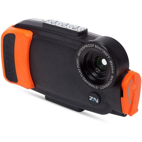 Watershot Pro Line Underwater Housing for iPhone 6 Plus